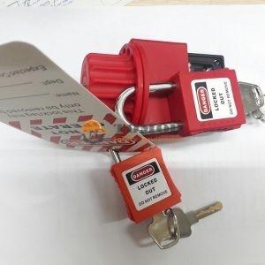 Khoa Van Buom Butterfly Valve Lockout F22