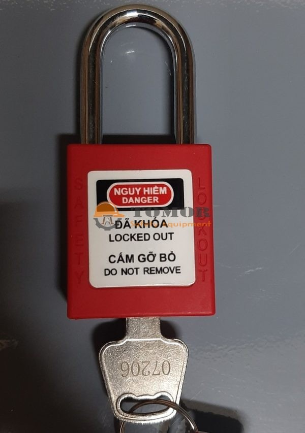 Safety Padlock Vietnam