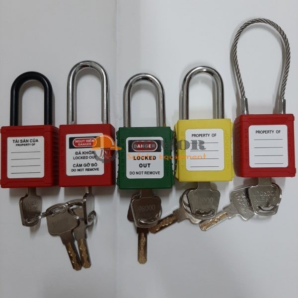 All Safety Padlock