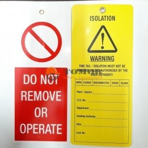 The Tagout