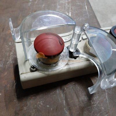 Push Button Lockout Hanoi