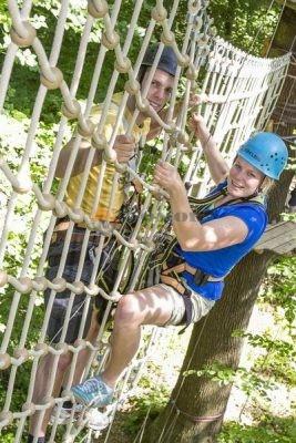Climbing Net Playground